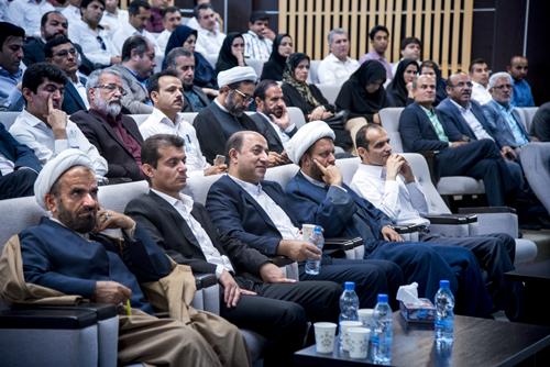 آیین تکریم و معارفه رئیس بهداشت و درمان صنعت نفت بوشهر 6