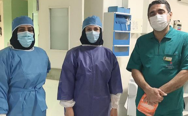 راند بخشهای بیمارستان توحید جم  8
